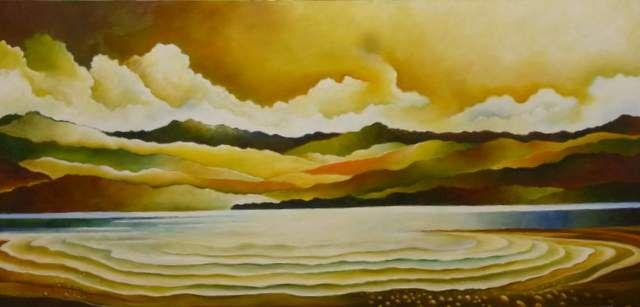 Christine's Ruby Bay Sunrise #3 -